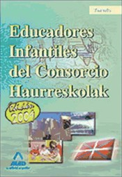 Personal Educativo del Consorcio Haurreskolak. Editorial MAD