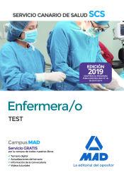 Enfermera/o del Servicio Canario de Salud. Test de Ed. MAD