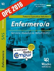 Enfermeras/os del Servicio Andaluz de Salud (SAS) - Ediciones Rodio S. Coop. And.