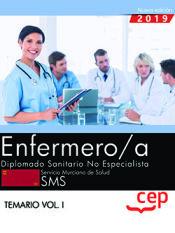 Enfermero/a del Servicio Murciano de Salud - EDITORIAL CEP
