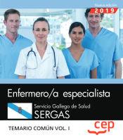 Enfermero/a Especialista Servicio Gallego de Salud (SERGAS) - EDITORIAL CEP