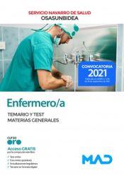 Enfermeros/as del Servicio Navarro de Salud-Osasunbidea - Ed. MAD