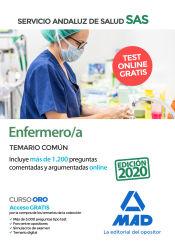 Diplomado en Enfermería del Servicio Andaluz de Salud (SAS) - Ed. MAD