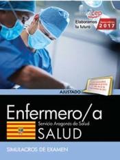 Enfermero/a del Servicio Aragonés de Salud. SALUD. Simulacros de examen de Ed. CEP