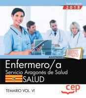 Enfermero/a del Servicio Aragonés de Salud. SALUD. Temario. Vol. VI de EDITORIAL CEP