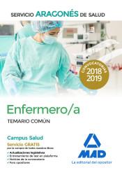 Enfermeros del Servicio Aragonés de Salud - Ed. MAD