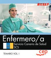 Enfermero/a. Servicio Canario de Salud - EDITORIAL CEP
