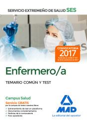 Enfermero del Servicio Extremeño de Salud (SES) - Ed. MAD