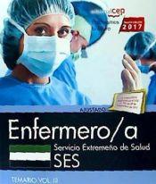 Enfermero/a. Servicio Extremeño de Salud. Temario Vol. III de EDITORIAL CEP