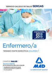Enfermero/a del Servicio Gallego de Salud (SERGAS) - Ed. MAD