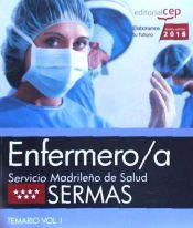 Enfermeras/os del Servicio Madrileño de Salud (SERMAS). Promoción Interna - EDITORIAL CEP