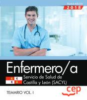 Enfermero/a del Servicio de Salud de Castilla y León (SACYL) - Ed. CEP