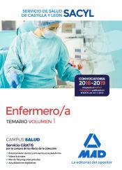 Enfermero/a del Servicio de Salud de Castilla y León (SACYL) - Ed. MAD