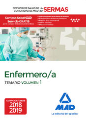 Enfermeras/os del Servicio Madrileño de Salud (SERMAS) - Ed. MAD