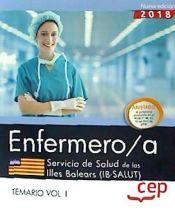 Enfermero/a del Servicio de Salud de las Illes Balears (IB-SALUT) - Ed. CEP
