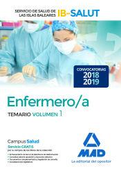 Enfermero/a del Servicio de Salud de las Illes Balears (IB-SALUT) - Ed. MAD