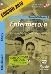 Enfermero/a del Servicio de Salud de Castilla y León (SACYL) - Ediciones Rodio S. Coop. And.