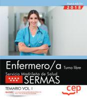 Enfermero/a del Servicio Madrileño de Salud (SERMAS). Turno Libre - EDITORIAL CEP
