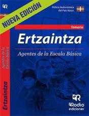 Ertzaintza. Agentes de la Escala Básica - Ediciones Rodio