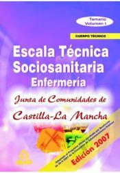 Escala Técnico Sanitaria Junta de Comunidades de Castilla la Mancha - Ed. MAD