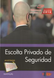 Escolta Privado de Seguridad .Manual