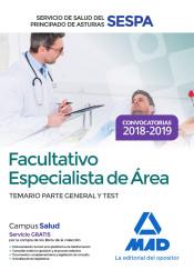 Facultativos Especialistas de Área del Servicio de Salud del Principado de Asturias - Ed. MAD