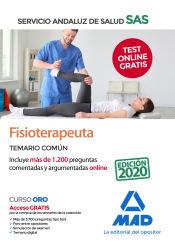 Fisioterapeuta del Servicio Andaluz de Salud (SAS) - Ed. MAD