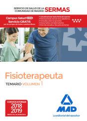 Fisioterapeuta del Servicio de Salud de la Comunidad de Madrid (SERMAS) - Ed. MAD