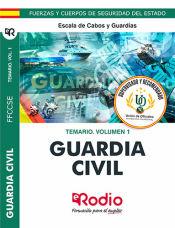 Guardia Civil Escala de Cabos y Guardias - Ediciones Rodio