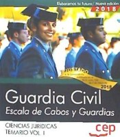 Guardia Civil Escala de Cabos y Guardias - EDITORIAL CEP