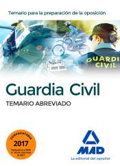 Guardia Civil Escala de Cabos y Guardias. Temario Abreviado