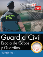 Guardia Civil Escala de Cabos y Guardias - Editorial CEP, S.L.