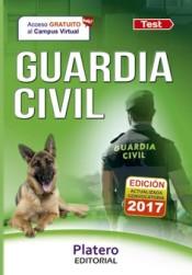 Guardia Civil Escala de Cabos y Guardias. Test
