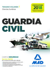 Guardia Civil Escala de Cabos y Guardias - Ed. MAD