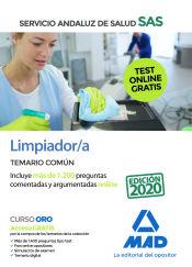 Limpiador/a del Servicio Andaluz de Salud (SAS) - Ed. MAD