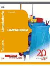 Limpiador/a - EDITORIAL CEP
