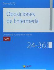 Manual CTO de Oposiciones de enfermería de la Comunidad de Madrid - CTO Editorial