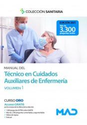 Auxiliar de Enfermería - Ed. MAD