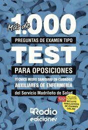 Auxiliar de Enfermería del Servicio Madrileño de Salud (SERMAS) - Ediciones Rodio