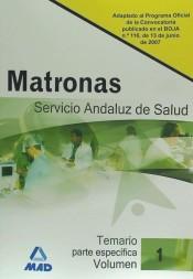 Matrona del Servicio Andaluz de Salud - Ed. MAD