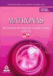 Matronas del Servicio de Salud de Castilla y León (SACYL) - Ed. MAD