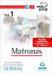 Matronas del Servicio de Salud de la Comunidad de Madrid (SERMAS) - Ed. MAD