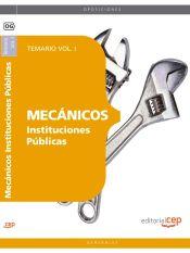 Mecánico de Instituciones Públicas - EDITORIAL CEP