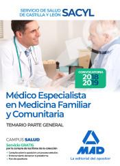 Médico de familia del Servicio de Salud de Castilla y León (SACYL) - Ed. MAD