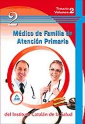 Médico de Familia de Atención Primaria del ICS - Ed. MAD