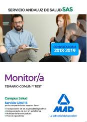 Monitor del Servicio Andaluz de Salud - Ed. MAD