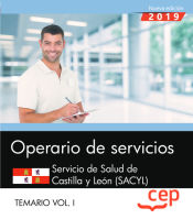Operario de servicios. Servicio de Salud de Castilla y León. SACYL. Temario de EDITORIAL CEP
