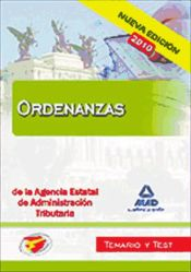 Ordenanza de la Agencia Estatal de la Administración Tributaria - Ed. MAD