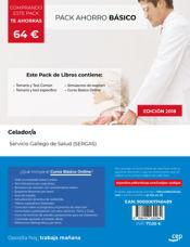PACK AHORRO BÁSICO. Celador/a. Servicio Gallego de Salud (SERGAS) de Ed. CEP