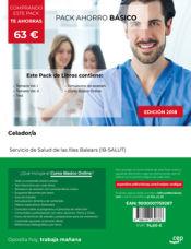 PACK AHORRO BÁSICO. Celador. Servicio de Salud de las Illes Balears (IB-SALUT) de Ed. CEP